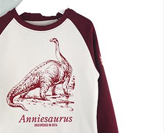 Personalised dinosaur gifts