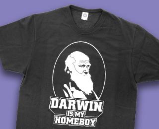 Charles Darwin souvenirs