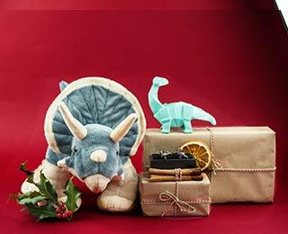 Christmas dinosaur gift ideas