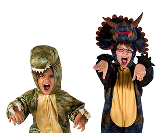 Halloween costumes and gifts