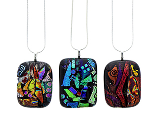 Necklaces and pendants