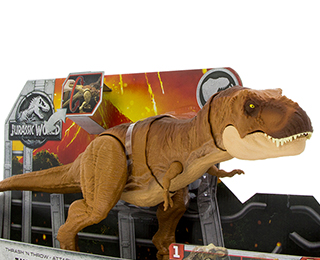 Jurassic World: Fallen Kingdom souvenirs