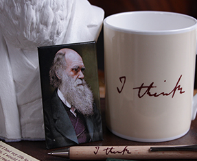 Gifts inspired by Charles Darwin