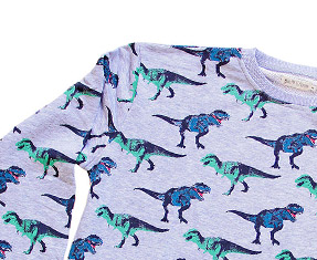 Kitsch dino for adults