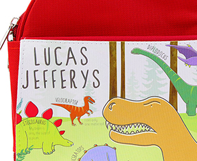 Personalised dino gifts