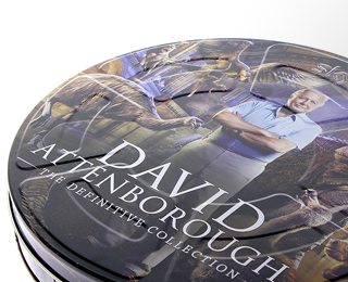 David Attenborough books and DVDs