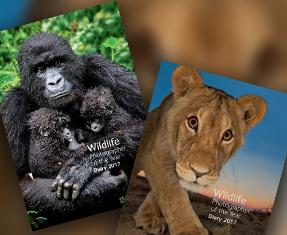 Diaries 2017 - Wildlife Photographer of the Year