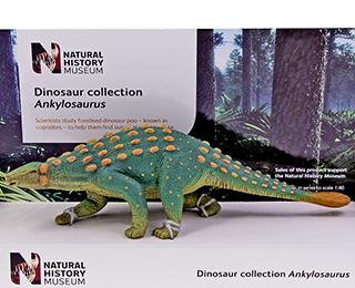 Dinosaur models, kits and replicas