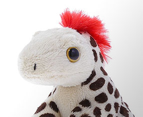 Dinosaur soft toys