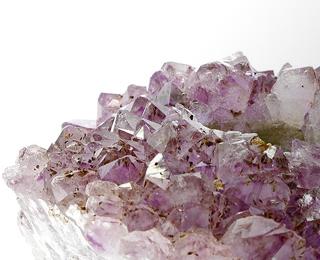 Unique mineral pieces