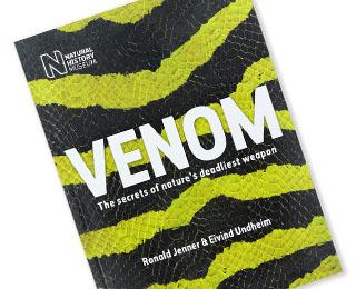 Venom: Killer and cure souvenirs