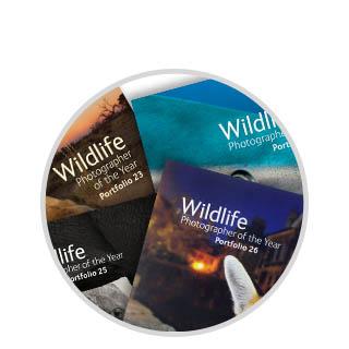 Wildlife exhibition books