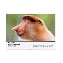 Quirky notecard set: Wildlife Photographer of the Year 2020