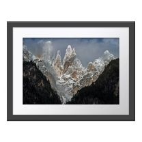The Frozen Spires wall print