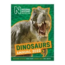 Dinosaurs Annual 2022 front cover