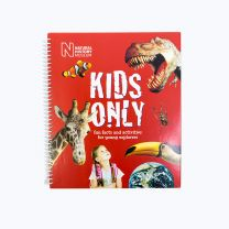 Kids Only Activity Guide - new edition