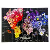 Wendy Gold Full Bloom 1000pc jigsaw puzzle