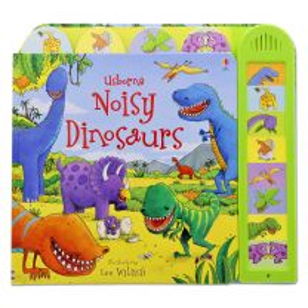 Noisy Dinosaur: Sound Book