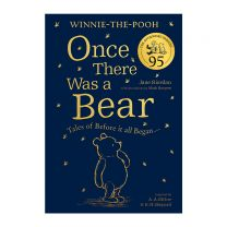 Winnie-the-Pooh: Once There Was a Bear front cover