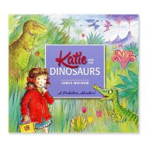 Katie and the Dinosaurs book