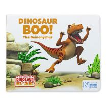 Dinosaur Boo! The Deinonychus book