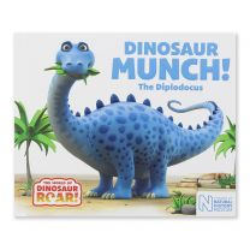 Dinosaur Munch! The Diplodocus book