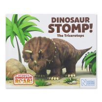 Dinosaur Stomp! The Triceratops book