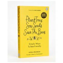 Plant Trees So Seeds Save the Bees: Simple Ways to Bee-Friendly