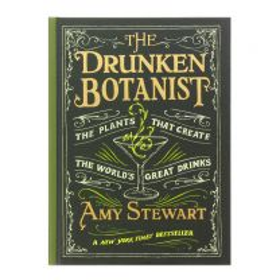 The Drunken Botanist book
