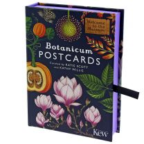 Botanicum Postcards book