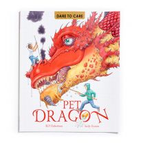 Pet Dragon Dare To Care  book