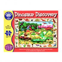 Dinosaur discovery jigsaw puzzle 150 pieces