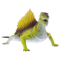 Movable Dimetrodon model