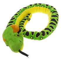Anaconda snake soft toy