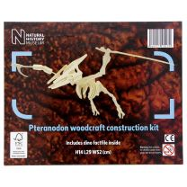 NHM wooden Pteranodon construction kit