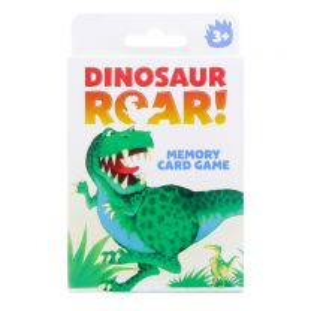Dinosaur Roar! memory cards