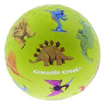 Green dinosaur playball