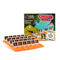 Museum dinosaur Guess Who game