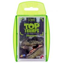 Museum dinosaur Top Trumps