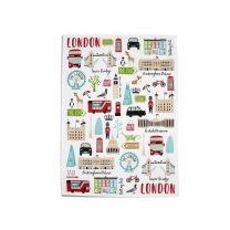 Milly Green recycled cotton tea towel