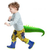 Kids' dinosaur tail