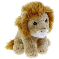 Mini lion soft toy