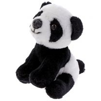 Mini panda soft toy