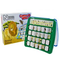 Museum Guess Who Animal game