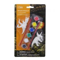 Dinosaur mini paint and play set