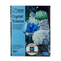 Museum crystal science kit
