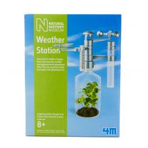 Museum weather station science kit
