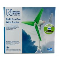 Museum build your own wind turbine science kit