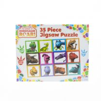 The World of Dinosaur Roar! 35 piece puzzle