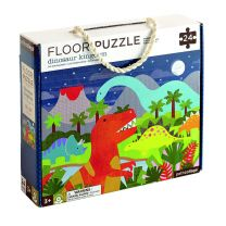 Dinosaur Kingdom 24 piece floor puzzle